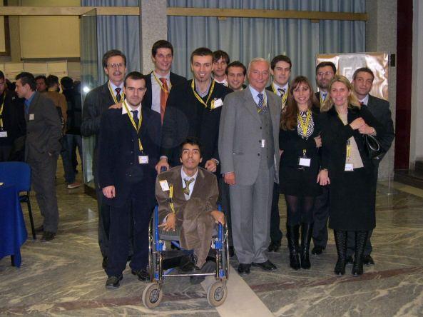 Staff Finalisti Piero Angela